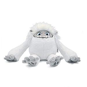 trendencysince1988 Cute Everest Yeti Soft Toy Snow Monster Stuffed Animal Plush Toys Sleeping Doll Birthday Gift for Kids (14.6 Inch)