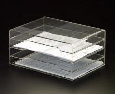 4 Tier Document Tray