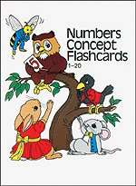 Numbers Concept Flashcards for sale  Delivered anywhere in USA