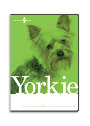 Amazon Com Yorkshire Terrier Yorkie Dog Grooming Instructional