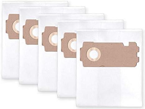 10x Sac-filtre tissus pour aspirateur Festool CTL MIDI