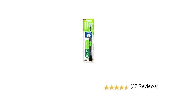 GUM 4100 ACTIVITAL Cepillo Sonico, Blanco, Estándar: Amazon.es: Hogar
