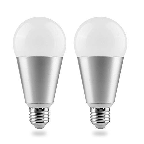 msrm wifi smart bulb 60w equivalent decorative lights app remote control dimmable compatible. Black Bedroom Furniture Sets. Home Design Ideas