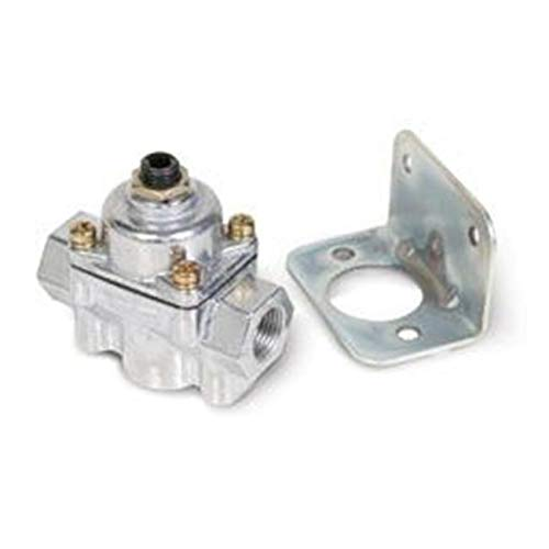 12803BP Fuel Pressure Regulator, 0.38 in. NPT Inlet Outlet from Whole-in-One