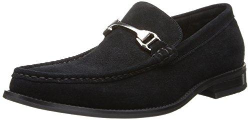 Stacy Adams Men's Flynn Moc Toe Slip On Loafers  - 10.5 M