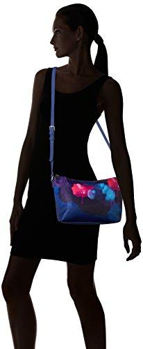 Azul blue 5x20 Bolsos 10 Jeans x B 5x24 Mujer catania T cm 5 Desigual bandolera H Bols Painter xvqn405wpw