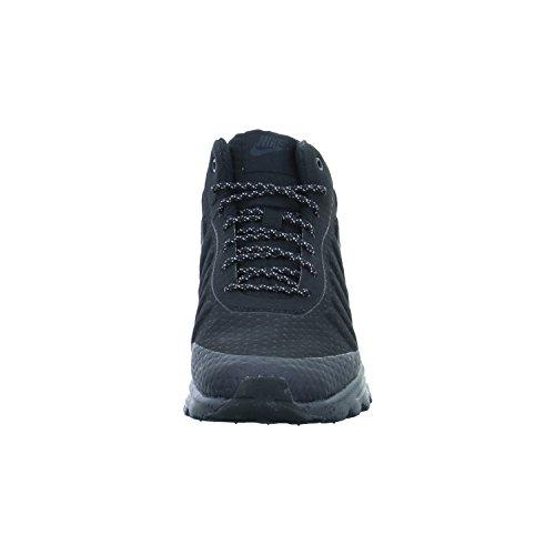 Nike Air Max Invigor Mid, Scarpe da Ginnastica Uomo Nero (Black/Black/Anthracite 004)