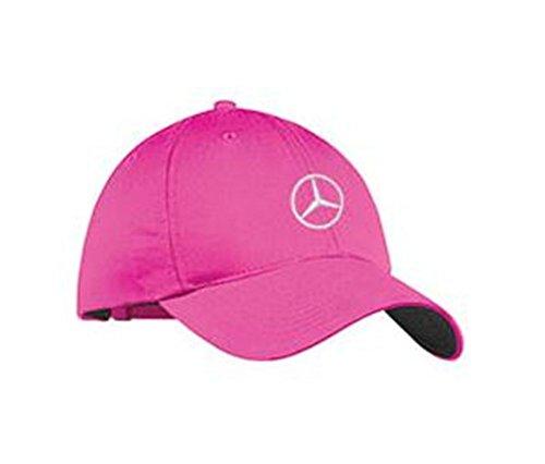 Mercedes Benz Genuine Women s Nike Unstructured Twill Cap (Dark Pink) - Buy  Online in Oman.  3515b25035f6