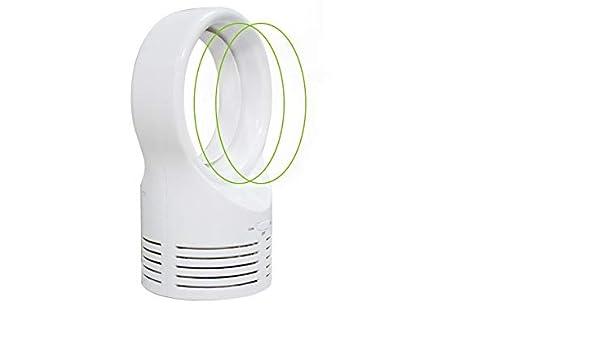 CAOQAO - Ventilador sin Hoja para refrigeración de Aire con ...