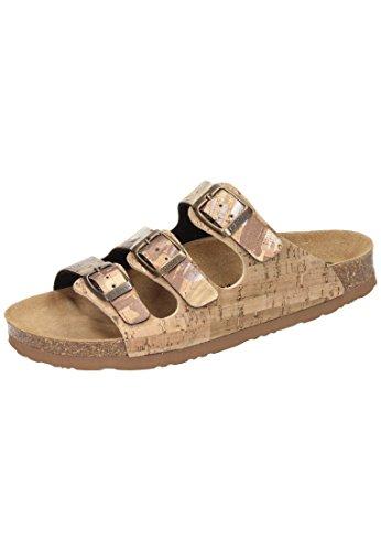 2 Brinkmann Pantofola Donna Dr Da Marrone Braun 701120 HXw4azvq