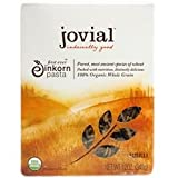 Jovial 100 % Organic Whole Grain Einkorn Fusilli 24x 12Oz