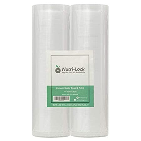 Amazon.com: Nutri-Lock bolsas selladas al vacío. Sous ...