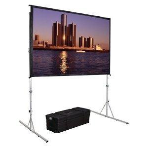 - Da-Lite Fast-Fold Deluxe Replacement Surface Hdtv Format - Projection Screen Surface - 133 In ( 338 Cm ) - 16:9 - Da-Mat
