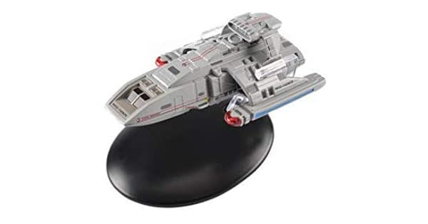 Colecci/ón de naves espaciales de Star Trek Starships Collection N/º 38 Starfleet Delta Flyer