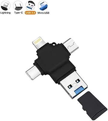 Memoria USB para Smartphone, lápiz de Memoria, Lighting, Micro USB ...