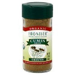FRONTIER HERB CUMIN SEED GROUND ORG, 16 OZ