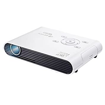 854 x 480 DENG TI-DLP REG LED Mini proyector withHDMI/VGA/USB ...