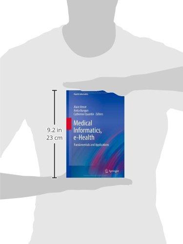 Medical Informatics, e-Health: Fundamentals and Applications (Health Informatics)