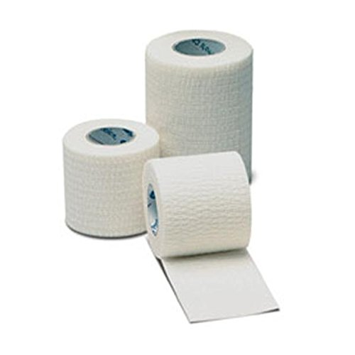 WP000-64740000 64740000 Tape Pro's Choice Athletic LF Elastic 1.5''x5yd White 32 Roll s Per Case # 64740000 From Hartmann USA by Hartmann USA
