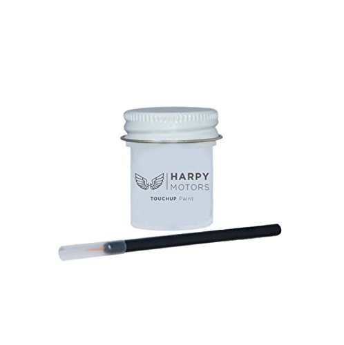 Harpy Motors 2004-2005 Nissan Quest A14 BERRY METALLIC Automotive 1/2oz Professional Touch up Paint with Brush -Color Match Guaranteed