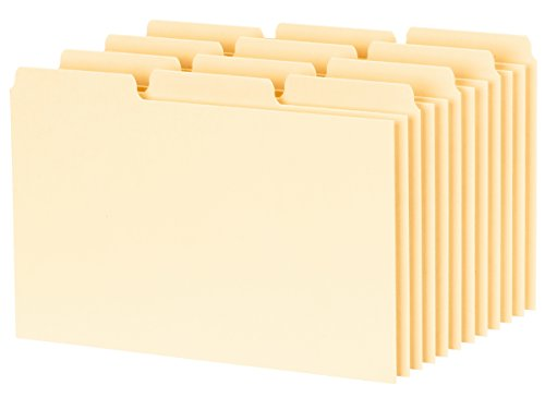 Oxford Strong Index Card Guide (413 BUF)