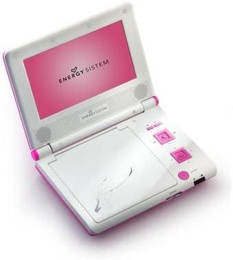 Energy Sistem M2410 - Reproductor de DVD portátil: Amazon.es: Electrónica