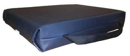 Kneeling Mat, 15 x 25 In., Blue