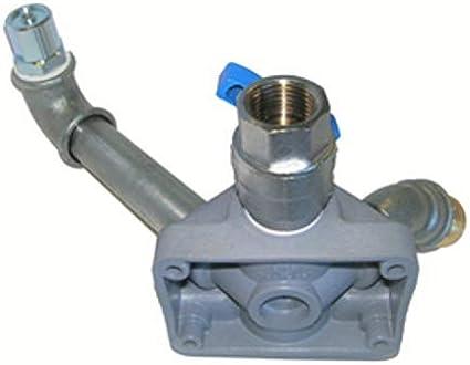 Druckluft Füllanschluss Fv 12 Av 2 Fach Wandhalter Reifen Standfüllmesser Venti Baumarkt