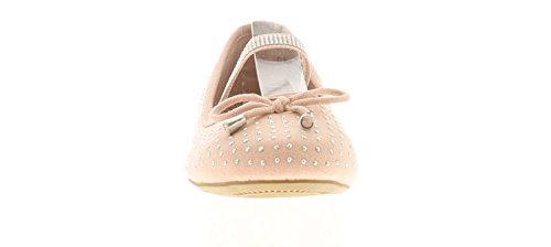 13 Größen Tilly Riot Schuhe UK Mädchen 1 Blassrosa Miss Blassrosa wCPvZqx