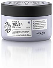 Maria Nila Sheer Silver Masque, 250 ml