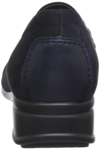 Semler R1635-402-572 Damen Mokassins Blau (572 - marine-ocean)