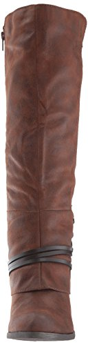 Pictures of Fergalicious Women's Lexis Wide Calf Western Boot 11 M US 6
