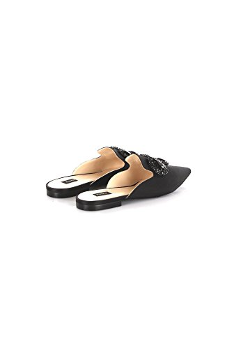 Pinko Scarpa Donna 41 Nero Arancia Primavera Estate 2018 factory outlet Rb4IQ5oRe