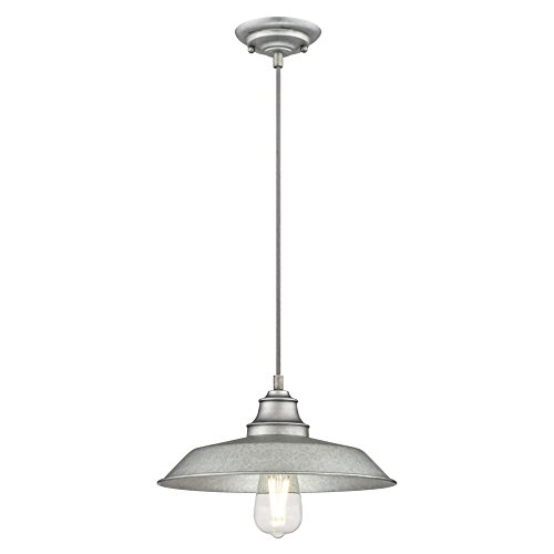 Steel Pendant Light in US - 2