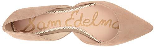 Us Rodney Suede Ballet 10 Medium Women's Edelman Flat Oatmeal 5 Sam PnwqpvSZxW