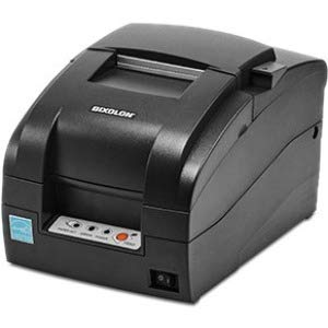 Bixolon SRP-275IIICOESG Series Srp-275III Impact Printer, Serial Interface, USB, Ethernet, Auto Cutter, Black ()
