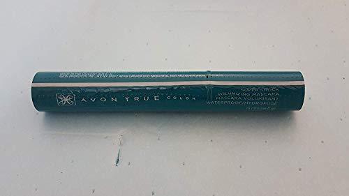 Avon True Color Super Shock Volumizing Mascara WaterProof 10ml (Shock Super Avon)