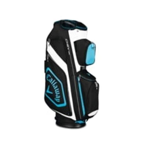 Golf Cooler Cart Callaway (Callaway Golf Callaway CART Bag Callaway Chev Org Cart Bag (Cart Bag, Black/Blue/White), Black/Blue/White)
