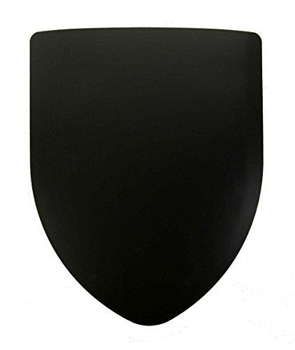 Armor Venue Blank Medieval Shield - Custom - 16 Gauge Steel - Natural - One -