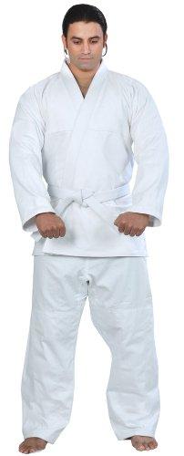 Bjj-Kimono-Jiu-Jitsu-judo-Gi-Student-White-Color-8-A6-NO-LOGO