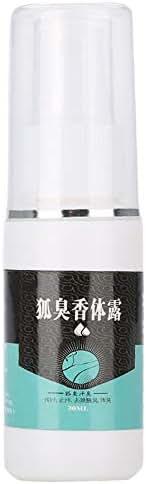 Body Odor Spray, 30ml Natural Herbal Underarm Odor Removal Water Eliminator Antiperspirants for Deodorants Therapy