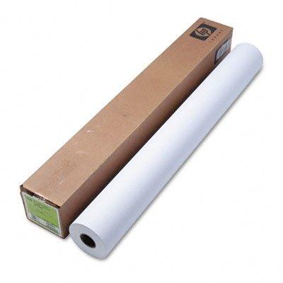 Ink General Hp (HP Q1956A Designjet Inkjet Large Format Paper, 6.6 mil, 42