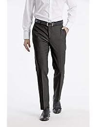 Calvin Klein Mens X-fit Performance Slim Fit Flat Front Dress Pant Suit Pants Separate