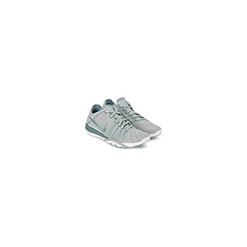 Vrouwen Nike Free Tr 6 Sportschoenen Grijs / Smokey Blue