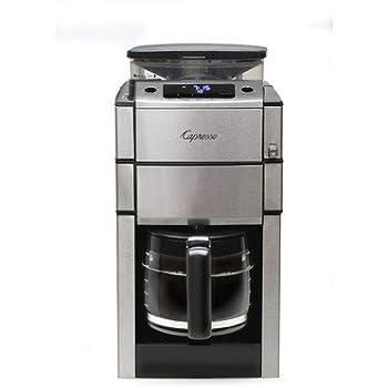 Amazon.com: Team Pro – Café vidrio cafetera eléctrica ...
