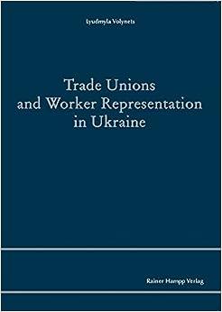 Book Trade Unions and Worker Representation in Ukraine