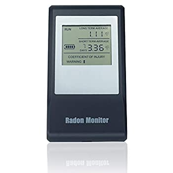 Image of Air Steward - Portable Radon Monitor with Rechargeable Battery - Know What's in The Air That Surrounds You