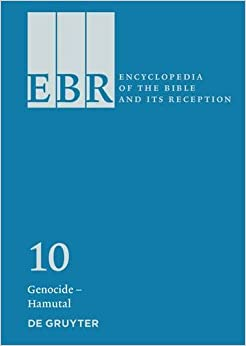 Genocide-Hakkoz (Encyclopedia of the Bible and Its' Reception)