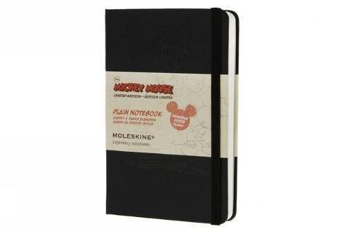 Moleskine Limited Edition Mickey Mouse Notebook, Hard Cover, Pocket (3.5
