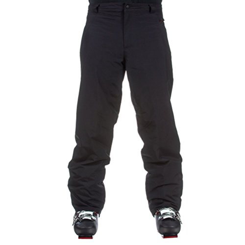 Obermeyer Keystone Short Mens Ski Pants - XXX-Large Short/Black - Ski Pants Men Elastic Waist